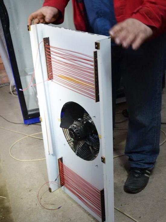 Инкубатор своими руками нагревательный элемент