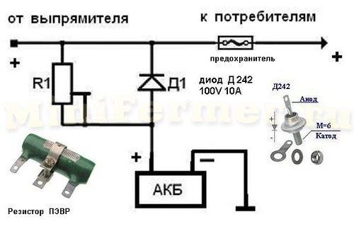 Принцип работы Терморегулятора для инкубатора