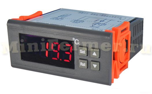 Терморегулятор для инкубатора своими руками фото