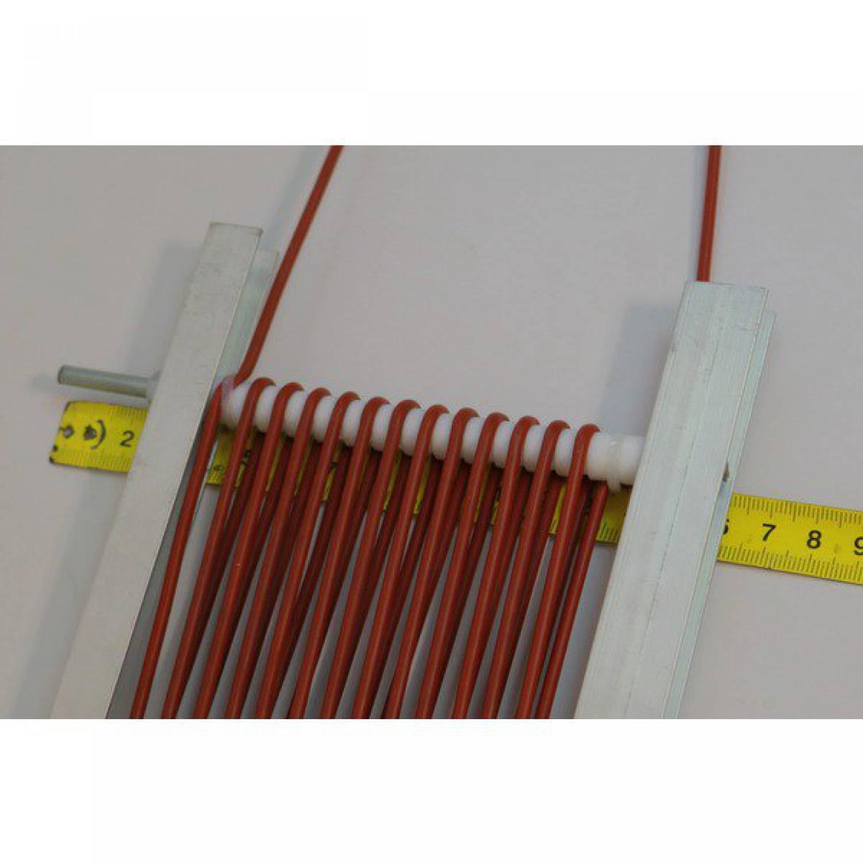 Стойка фторопластовая для нагревательного кабеля