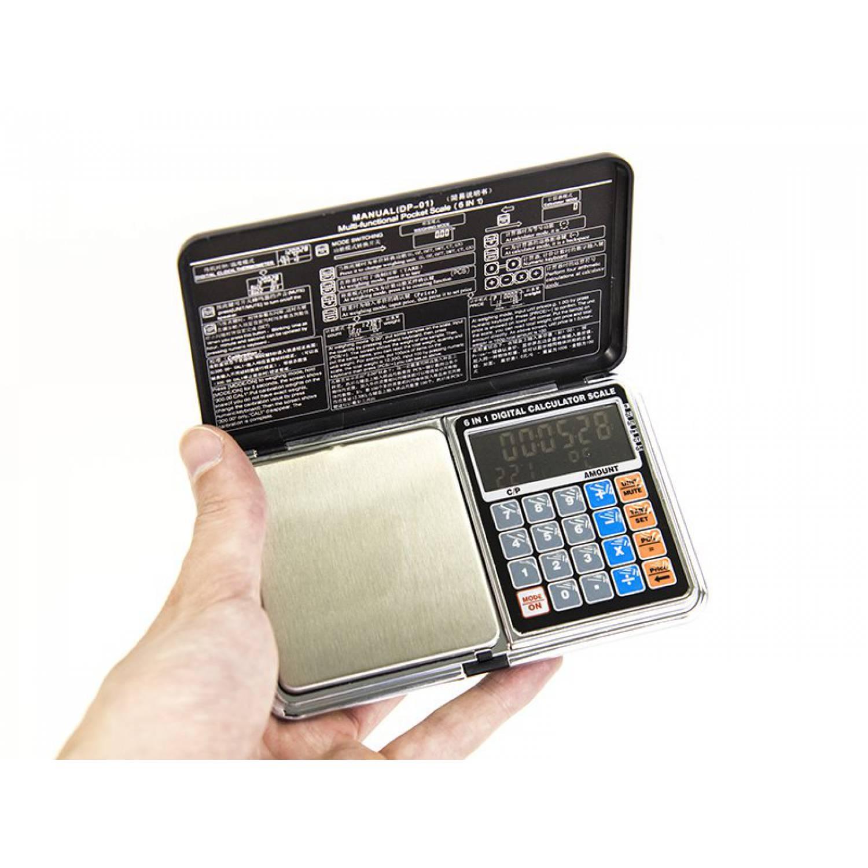 """Карманные весы электронные """"6 в 1"""" ВП-4"""