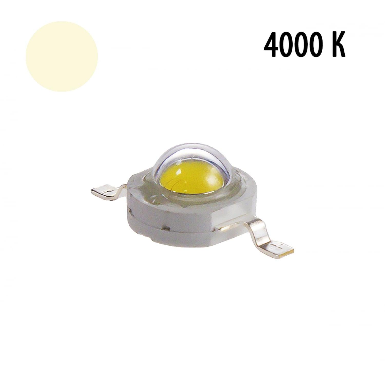 Фито светодиод 3Вт 4000K без PCB