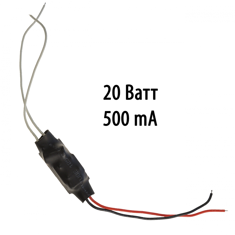 Драйвер для светодиодов 20W 500mA (HG-WP2213B/2) бескорпусной
