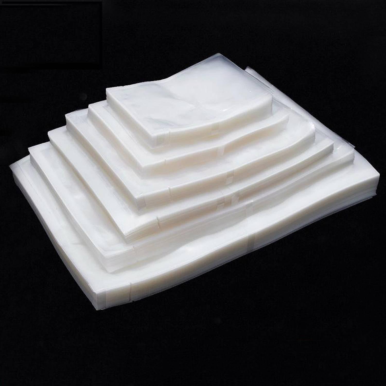 Упаковка для вакуумных машин. 28х40см (100шт). Пакет для вакуумной упаковки продуктов.