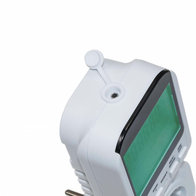 Розеточный таймер с терморегулятором