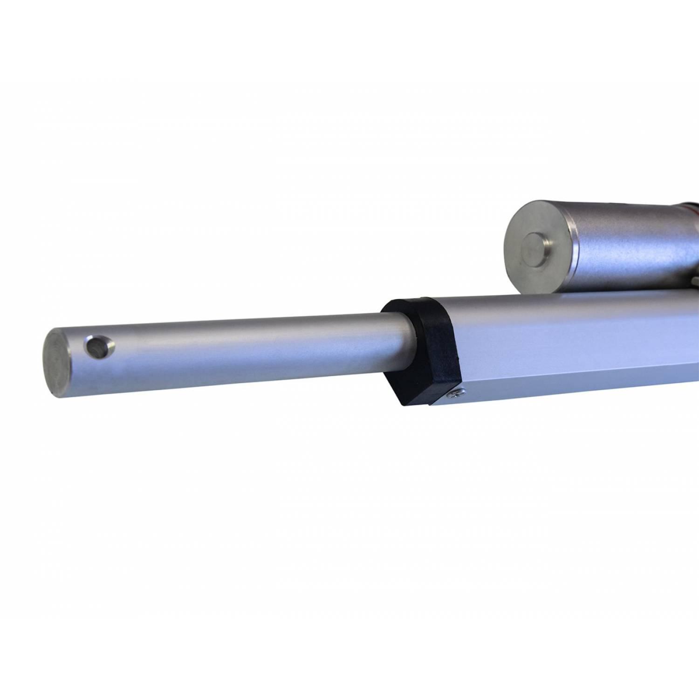 Актуатор (линейный привод) длина 300 мм, питание 12 вольт , нагрузка до 130 кг, скорость 7 мм/сек