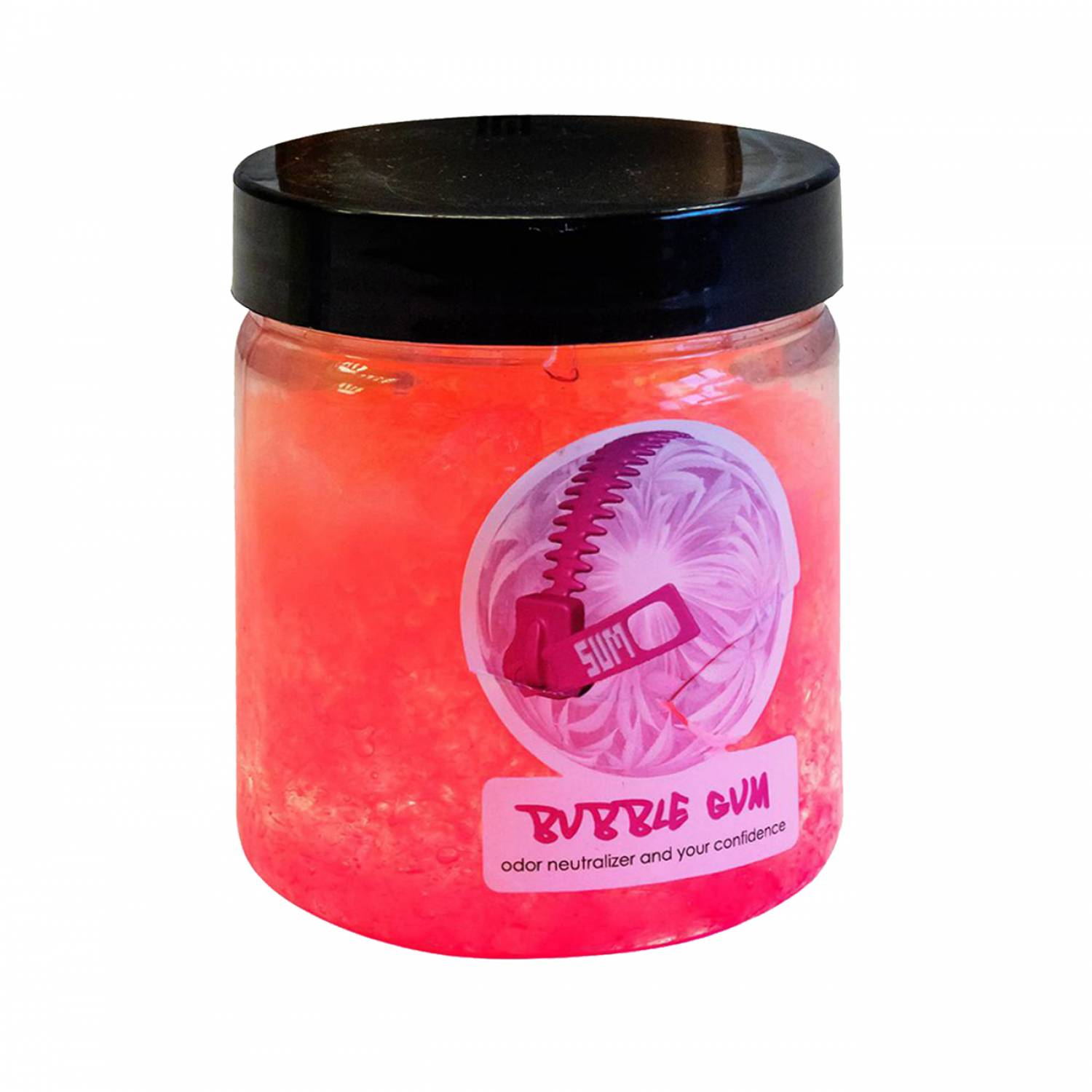 Нейтрализатор запаха Sumo Bubble Gum Line Gel 0.5L