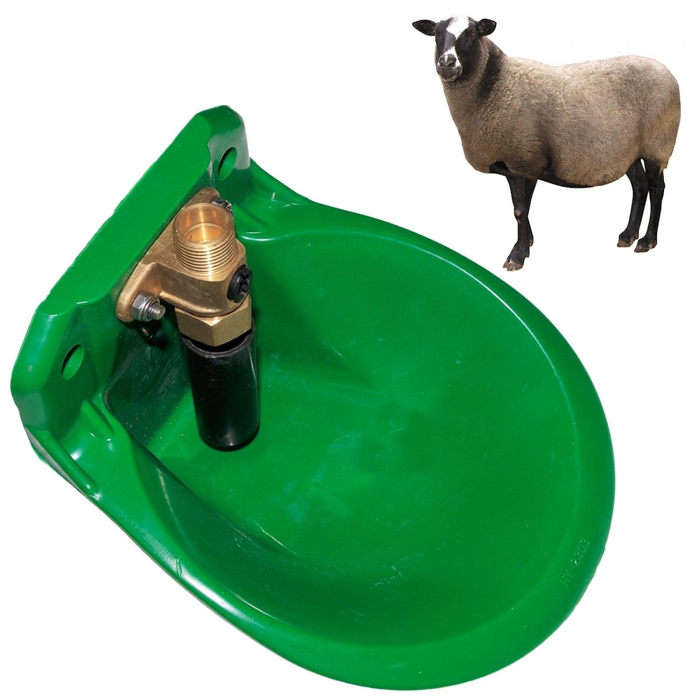 Ниппельная поилка для коз и овец НП34