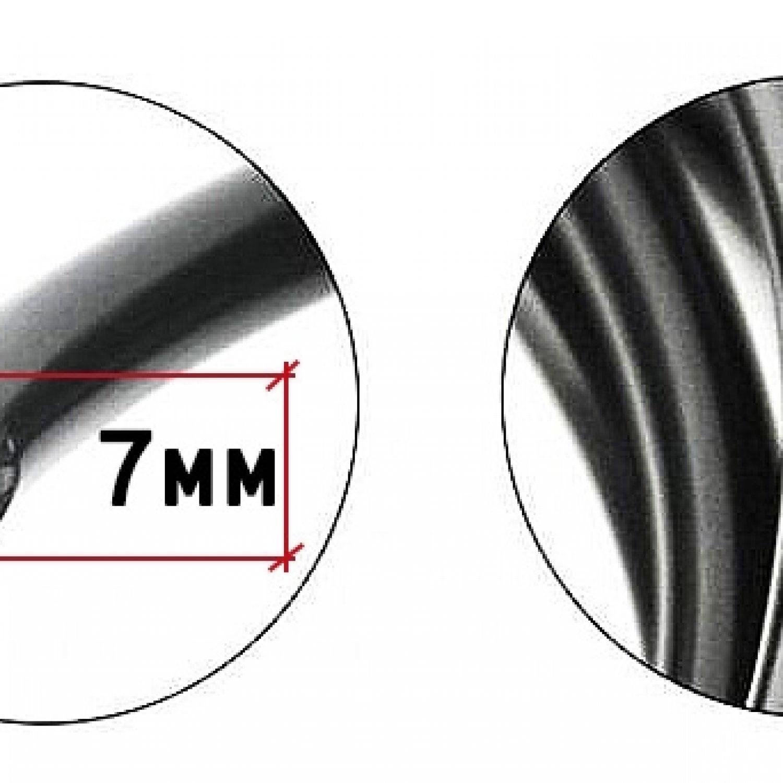 Микротрубка для капельного полива 5 мм * 7 мм