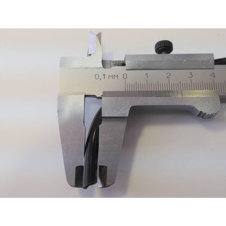 Микротрубка для капельного полива 3 мм * 5 мм 20 метров
