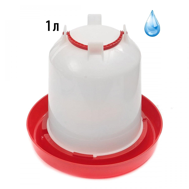 Вакуумная поилка ВП-1 (1л)