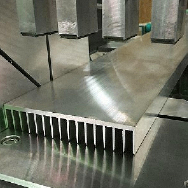 Профиль алюминиевый 152мм*30мм*4,1кг