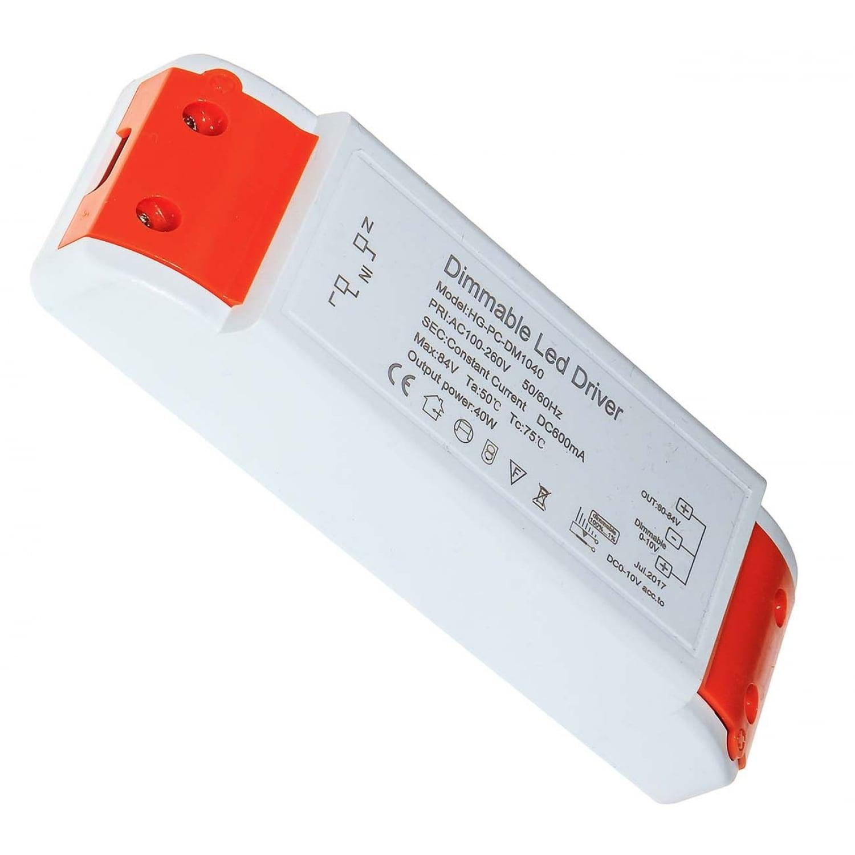 Диммируемый драйвер для светодиодов и Quantum board 144 40W 600mA (HG-PC-DM1040)