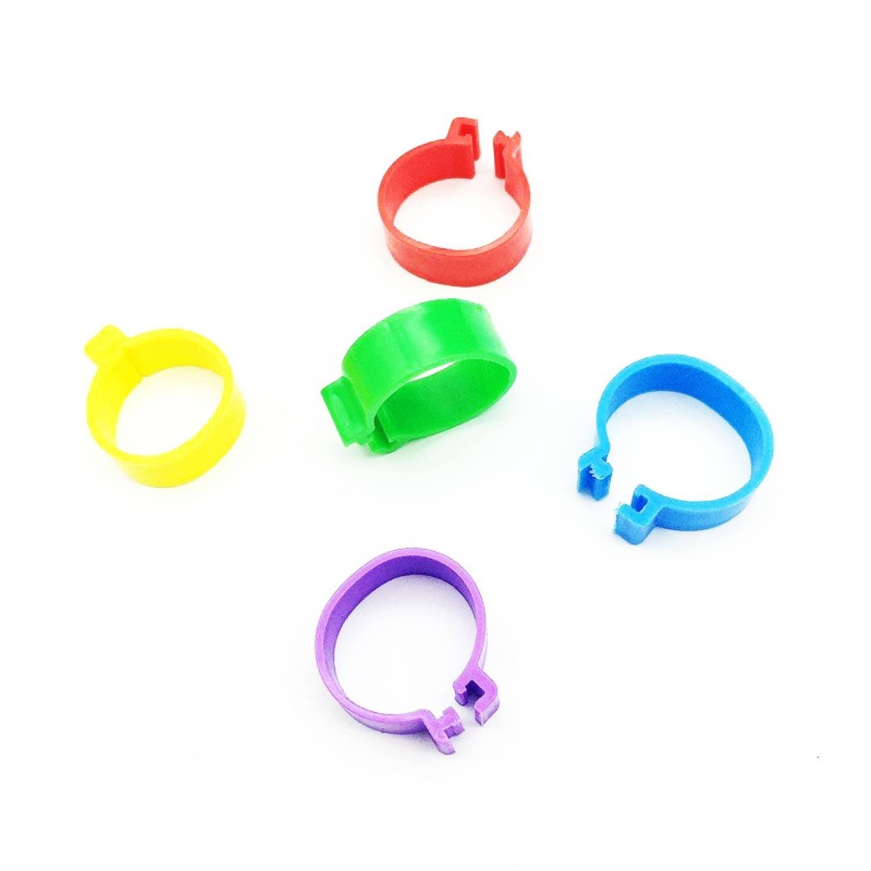 Кольцо меточное 25 мм (жесткое)