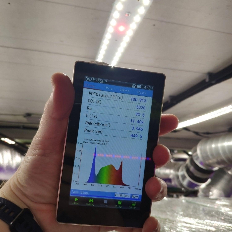 Цветонос 2.1.а Quantum line 300 мм 3000K+660nm