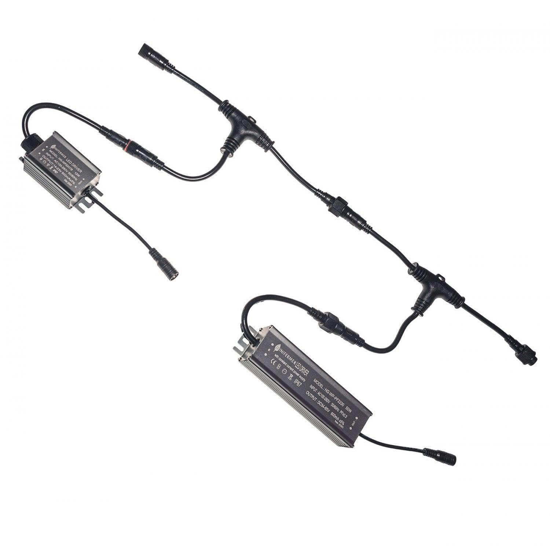 Драйвер для светодиодов 20W 600mA на разъемах
