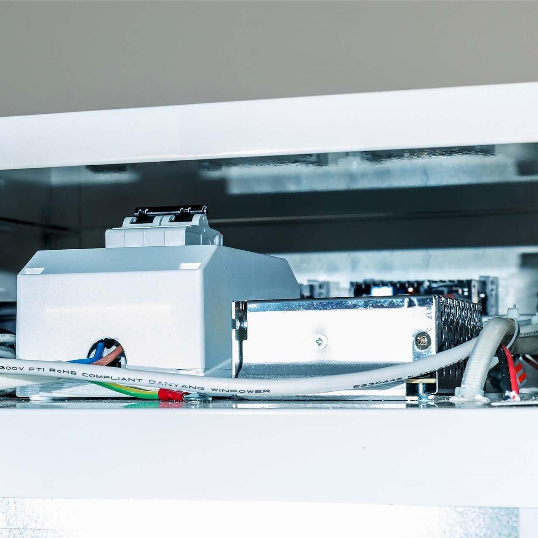 Инкубатор профессиональный NBF-200 с контроллером NBF mini