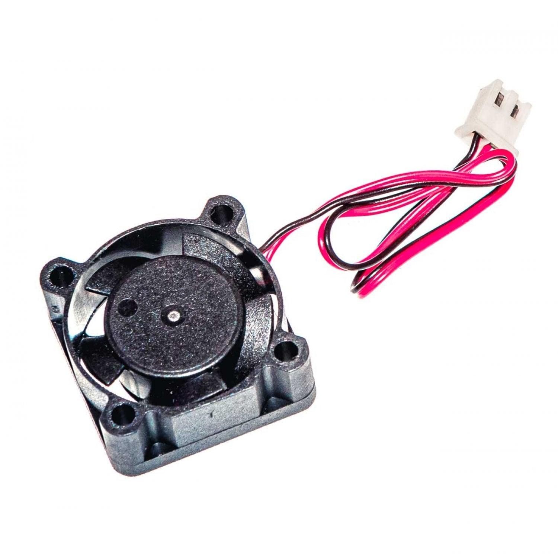 Осевой вентилятор корпусной 25х25х10мм 12Вольт