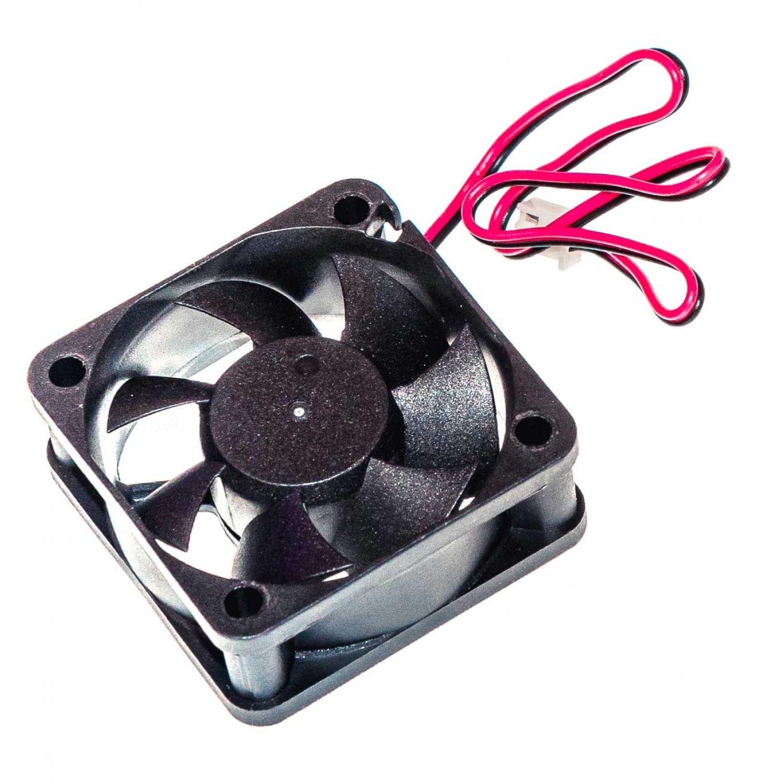 Осевой вентилятор корпусной 50х50х15мм 12Вольт