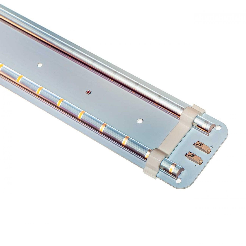 Линейная линза 120 см для smd модулей