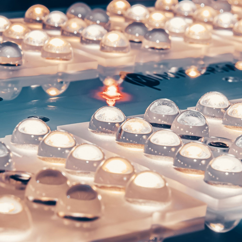 1.11 Quantum board 180 х 390 Samsung lm301b 2700K+ Samsung lm301b 4000K + Osram SSL 660nm