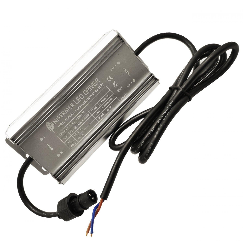Драйвер для Quantum board 1300мА (IP65)  120W