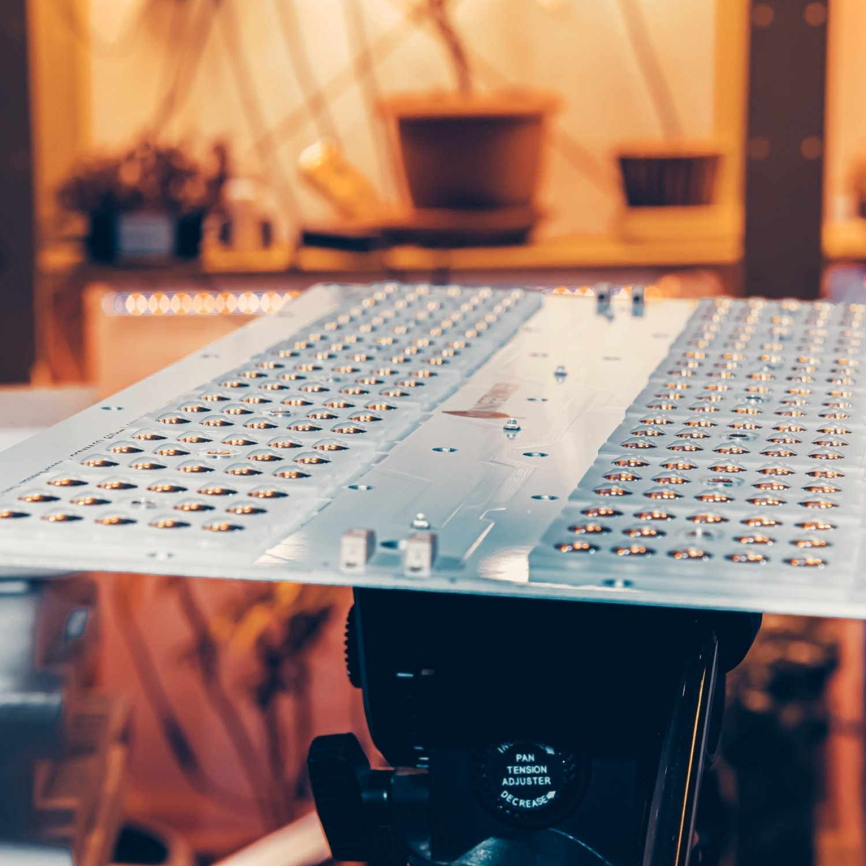 Комплект линз 14шт для Quantum board ver3 60Вт