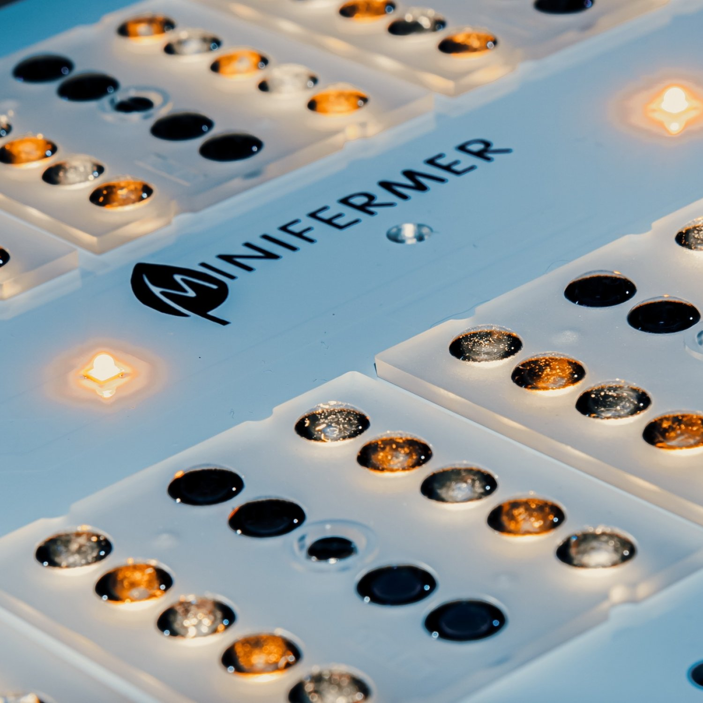 Комплект линз 24шт для Quantum board ver3 120Вт