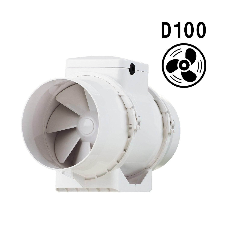 Вентилятор ТТ 100