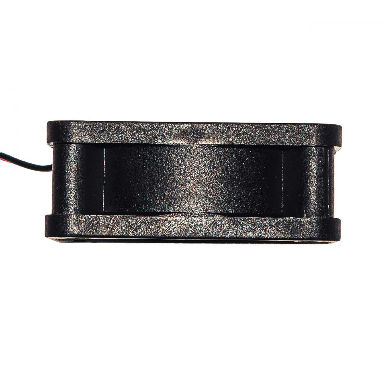 Осевой вентилятор корпусной 50х50х20мм 12Вольт