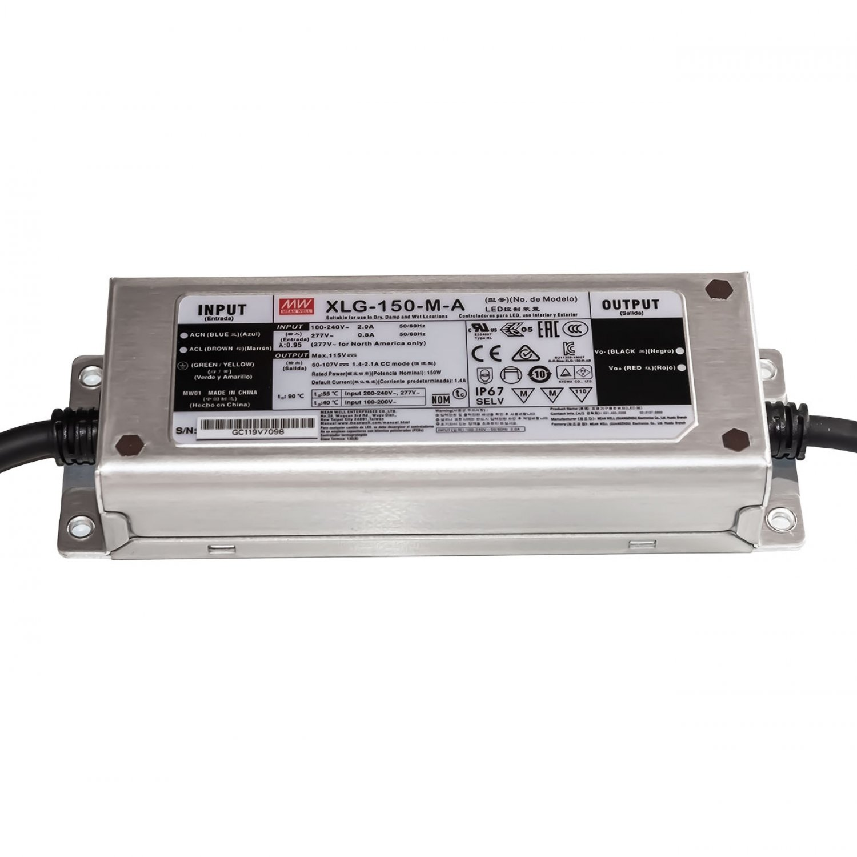 Драйвер Mean Well XLG-150-M-A для Quantum board 120 watt