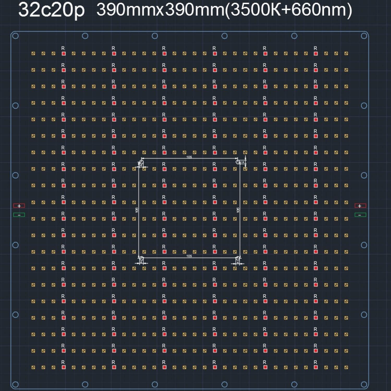 Готовый Quantum board 281b+pro 120 Ватт 39*39
