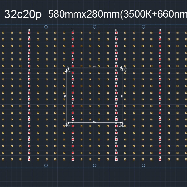 Готовый Quantum board 281b+pro 120 Ватт 58*28