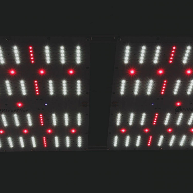 Готовый Quantum board 281b 240 Ватт (120*2) диммируемый