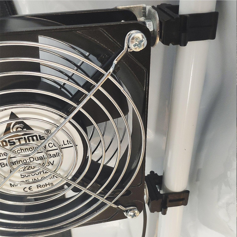 Вентилятор для гроутента