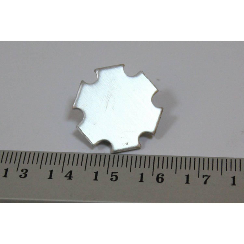 """Фито светодиод 3 Вт 850 нм. (ИК спектр) на PCB """"звезда"""""""