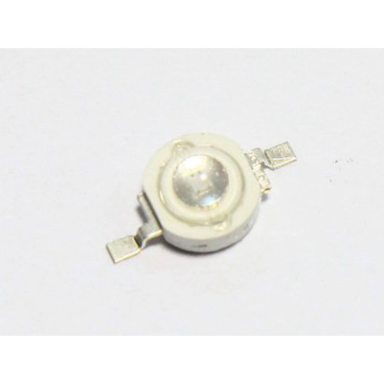 Фито светодиод 3 Вт UV 375 нм. (ультра-фиолет)