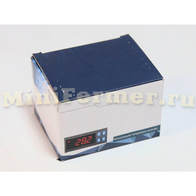 Терморегулятор LILYTECH ZL-6217A (7А) (пид-регулятор)
