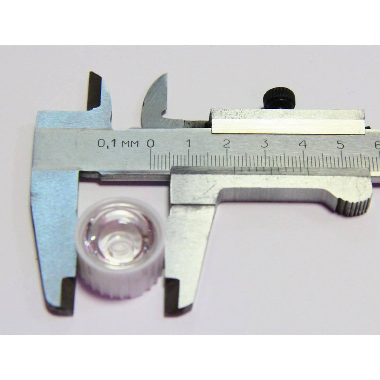 Линза для светодиодов 1-3W №1 60 градусов