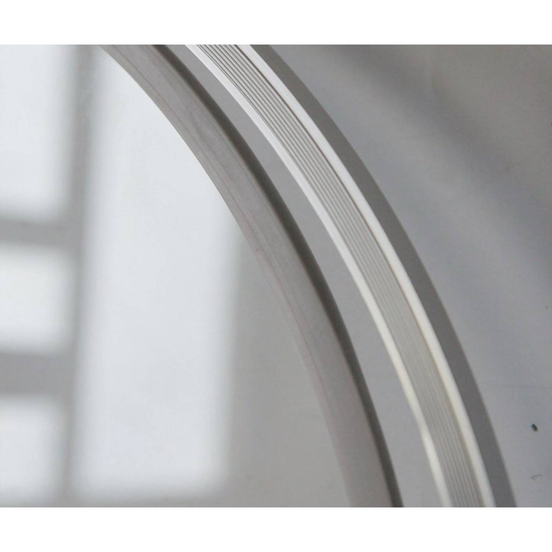 Плафон круглый с отражателем для ламп