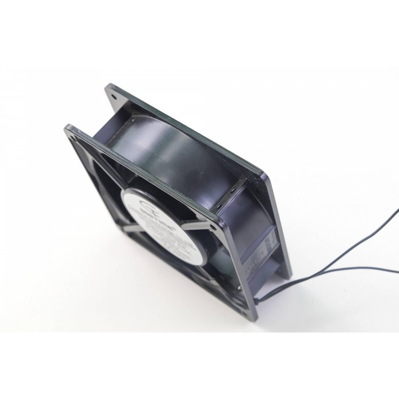 Осевой вентилятор корпусной 80х80х25мм 220Вольт