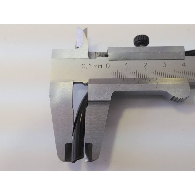 Микротрубка для капельного полива 3 мм * 5 мм