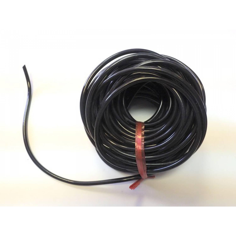 Микротрубка для капельного полива 6мм 10 метров