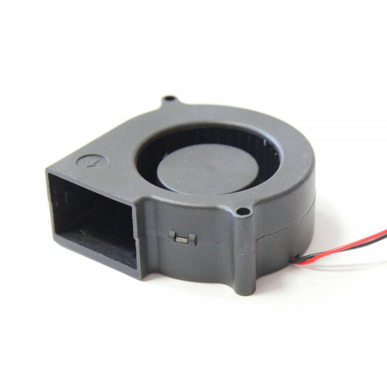 Вентилятор радиальный (центробежный) 75х75х30мм 12Вольт