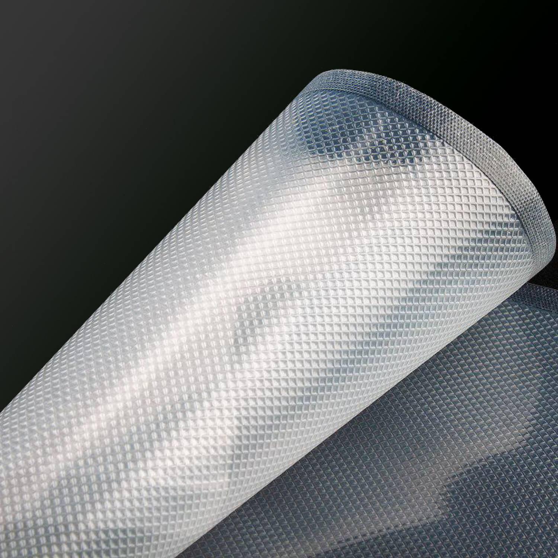 Упаковка для вакуумных машин. Рулон 12х500см Пакет для вакуумной упаковки продуктов.