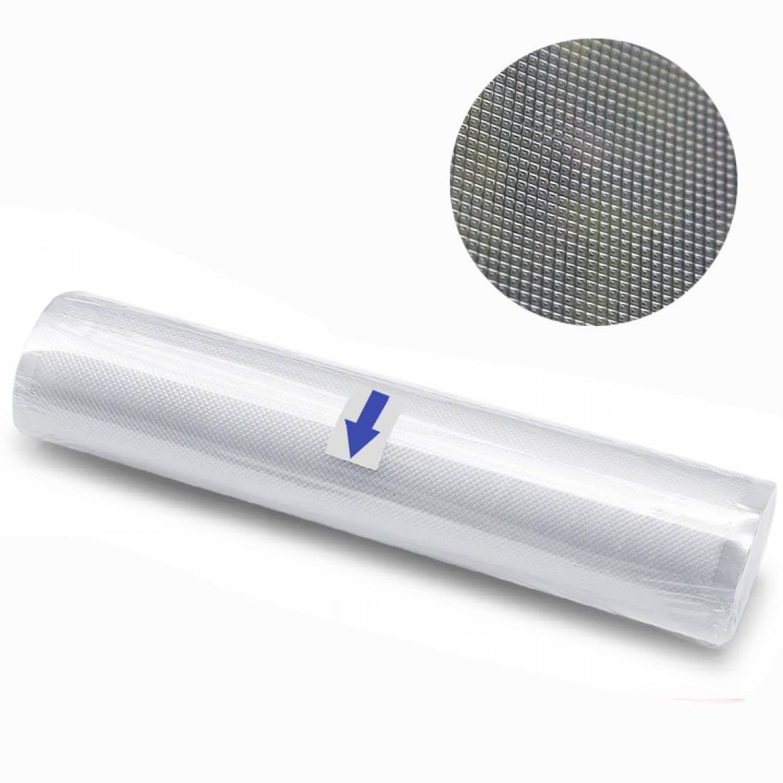 Пакет для вакуумной упаковки продуктов.Рулон 12х500см
