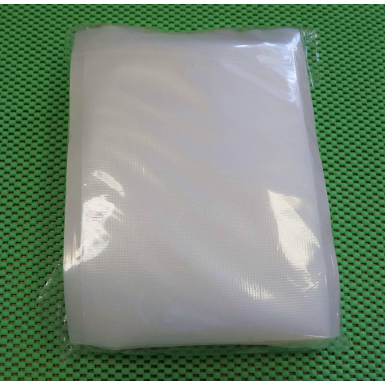 Упаковка для вакуумных машин. 15х20см (100шт). Пакет для вакуумной упаковки продуктов