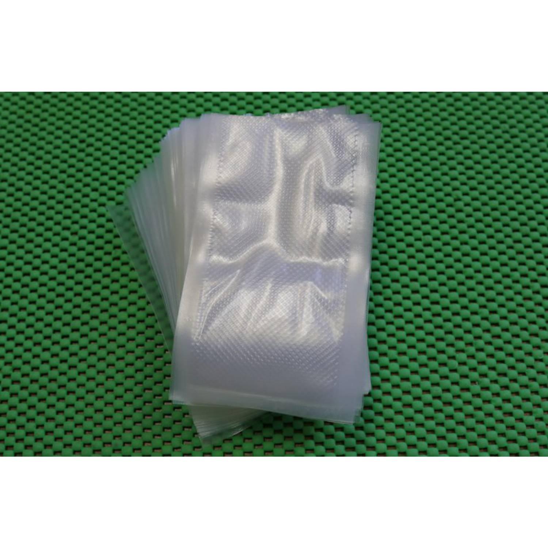 Упаковка для вакуумных машин. 7х12см (100шт) Пакет для вакуумной упаковки продуктов.