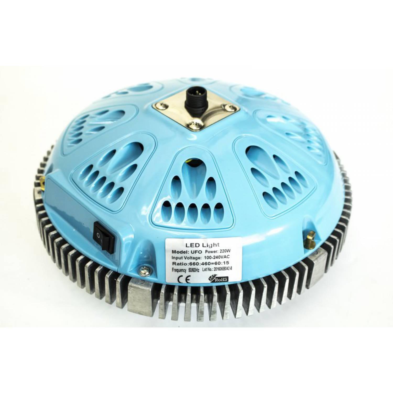 Фитолампа UFO LED 75*3W_Bicolor