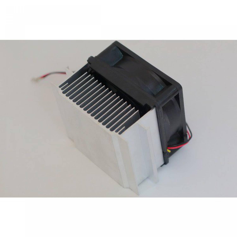 Радиатор 80*70*30 мм для матриц 80*40мм